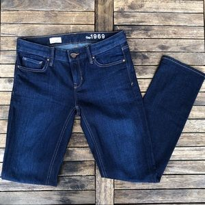 GAP 1969 Real Straight Women's Jeans